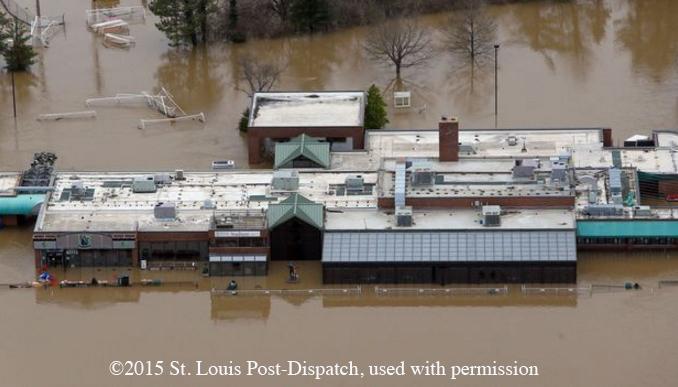 Soccer Park Flood 2